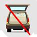 Kofferraumklappe kann bei montierten Träger nicht geöffnet werden