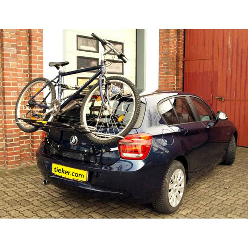 ab 2011 Fahrradträger Heckklappe für 3 Fahrräder Heckträger BMW 1-er F20 Bj