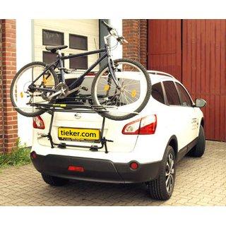 fahrradträger nissan qashqai +2 paulchen heckklappe