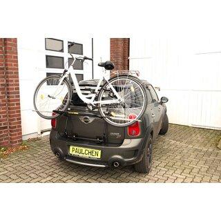 fahrradtr ger mini r60 countryman d paulchen heckklappe. Black Bedroom Furniture Sets. Home Design Ideas