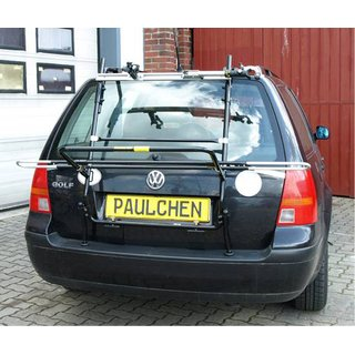 fahrradtr ger vw golf iv variant paulchen heckklappe. Black Bedroom Furniture Sets. Home Design Ideas