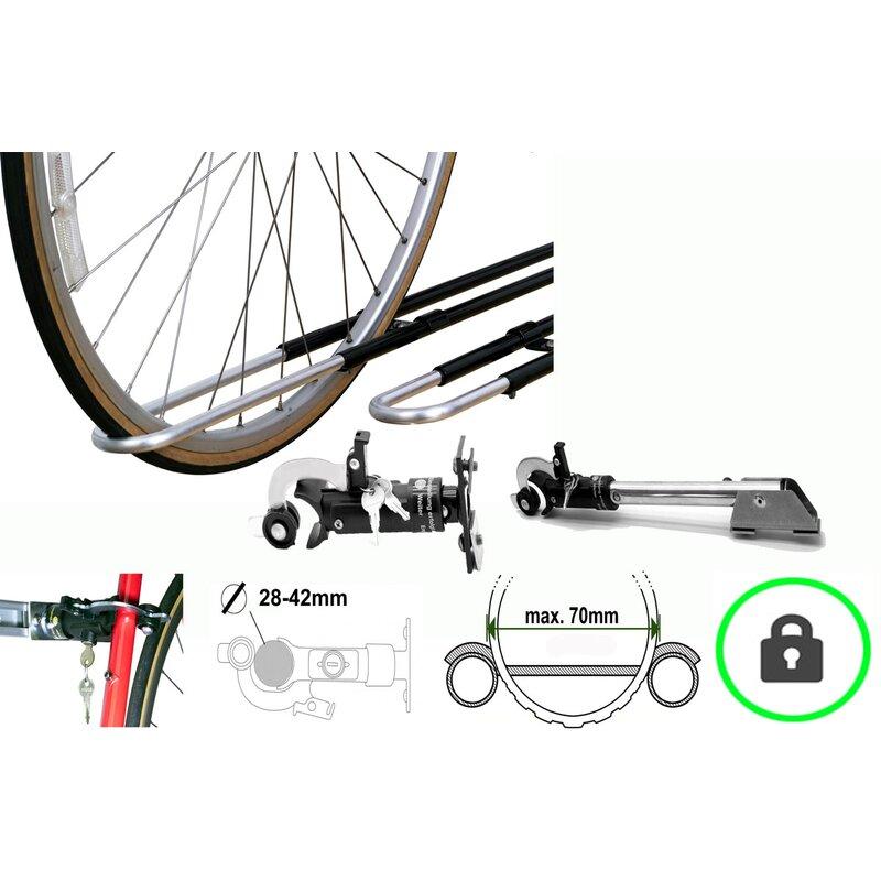 fahrradtr ger paulchen system fahrradschiene first class. Black Bedroom Furniture Sets. Home Design Ideas
