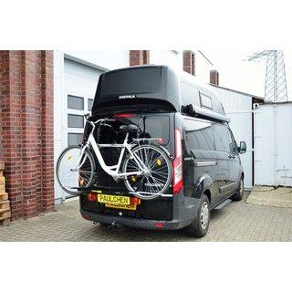 Fahrradtrager Tourneo Custom Nugget Plus Paulchen Heckklappe Fahrradh 373 34