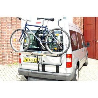 fahrradtr ger ford tourneo custom hecktr ger ohne ahk. Black Bedroom Furniture Sets. Home Design Ideas